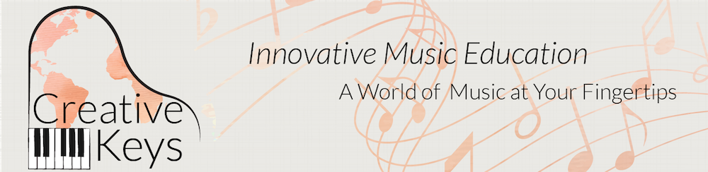 Creative Keys – Innovative Music Education
