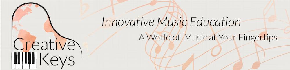 Creative Keys Innovative Music Education