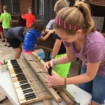 Dissecting pianos!